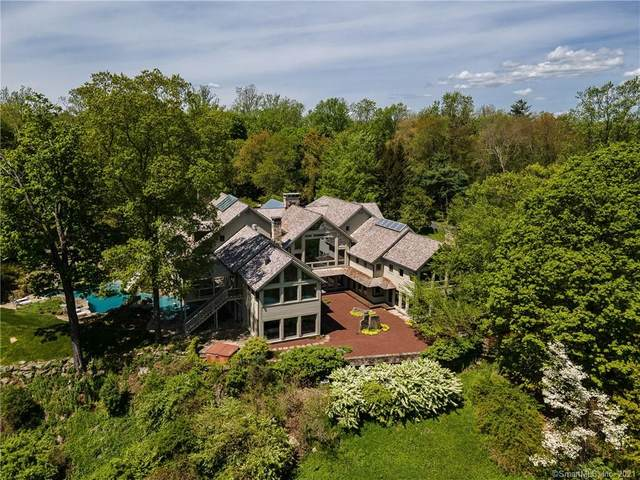 100 Sterling Road, Greenwich, CT 06831 (MLS #170399505) :: Sunset Creek Realty