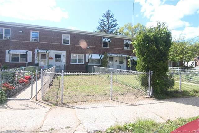 245 Success Ave, Bld 13, Bridgeport, CT 06610 (MLS #170399518) :: Spectrum Real Estate Consultants