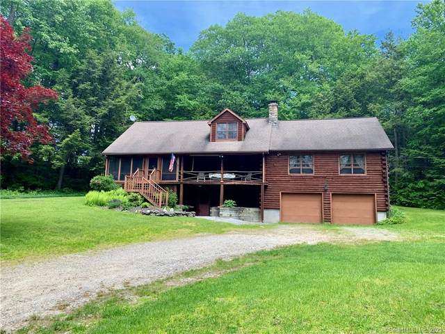 584 W Hill Road, New Hartford, CT 06057 (MLS #170399522) :: Team Feola & Lanzante | Keller Williams Trumbull