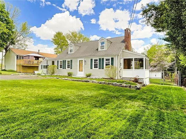 734 Willard Avenue, Newington, CT 06111 (MLS #170399525) :: Spectrum Real Estate Consultants