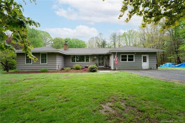 141 Christian Hill Road, Haddam, CT 06441 (MLS #170399546) :: The Higgins Group - The CT Home Finder