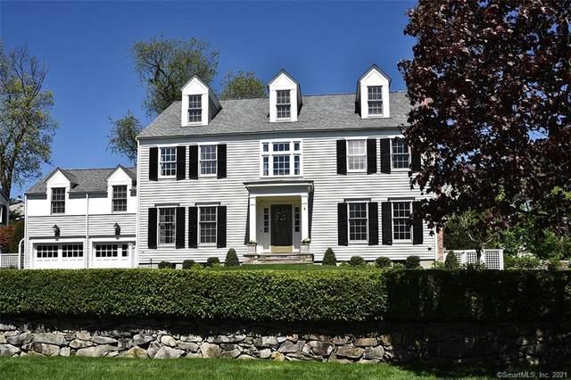 33 Scofield Lane, New Canaan, CT 06840 (MLS #170399618) :: GEN Next Real Estate