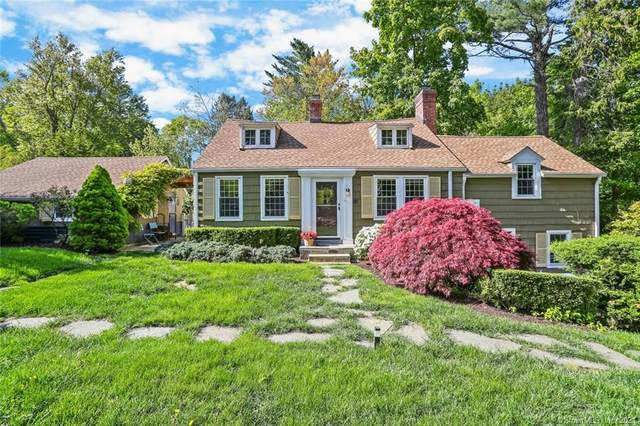 12 Edge Hill Lane, Westport, CT 06880 (MLS #170399642) :: Kendall Group Real Estate | Keller Williams