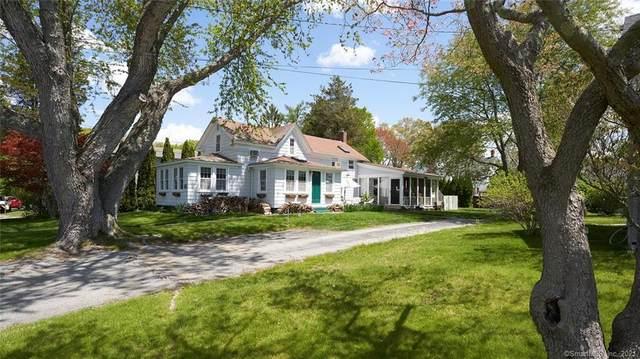 11 Brown Street, Stonington, CT 06355 (MLS #170399650) :: Next Level Group