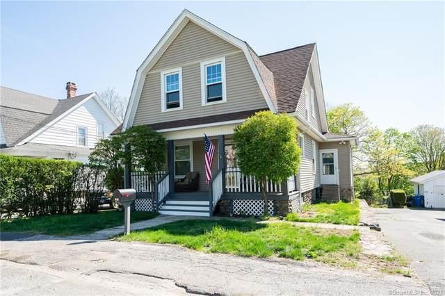 151 Geddes Terrace, Waterbury, CT 06708 (MLS #170399659) :: Next Level Group