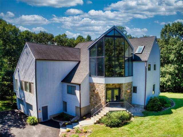 21 Woods End Drive, Wilton, CT 06897 (MLS #170399660) :: Around Town Real Estate Team