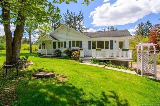 14 W Whisconier Road, Brookfield, CT 06804 (MLS #170399706) :: Around Town Real Estate Team