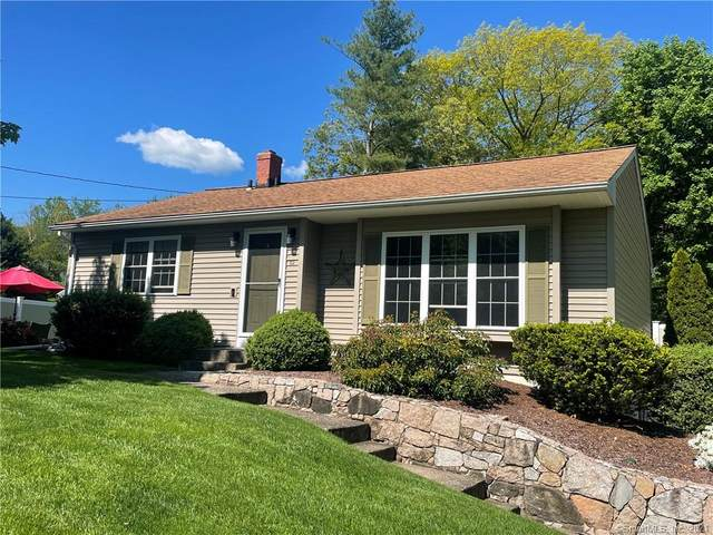 52 Mohawk Drive, Wallingford, CT 06492 (MLS #170399714) :: Around Town Real Estate Team