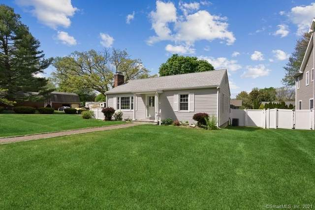 56 High Clear Drive, Stamford, CT 06905 (MLS #170399733) :: Next Level Group