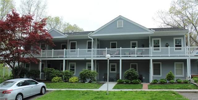94 Hidden Knolls Circle #94, Monroe, CT 06468 (MLS #170399748) :: Around Town Real Estate Team