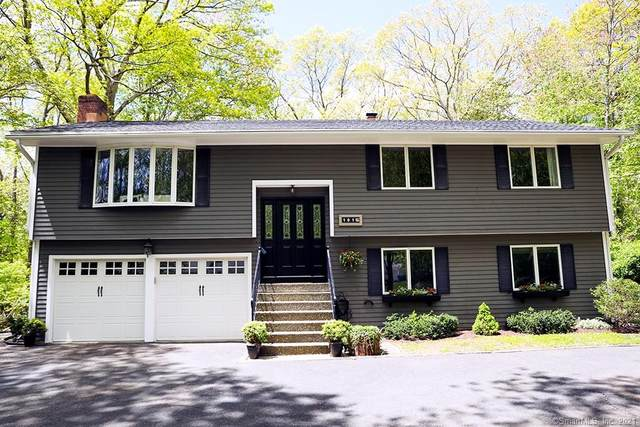 101 Richards Drive, Monroe, CT 06468 (MLS #170399775) :: Around Town Real Estate Team