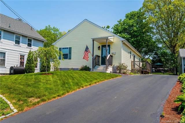 54 Chicago Avenue, Groton, CT 06340 (MLS #170399779) :: Spectrum Real Estate Consultants