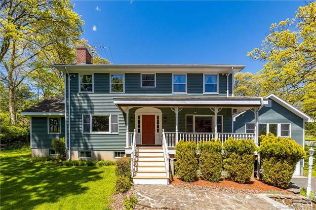 335 Bronson Road, Fairfield, CT 06890 (MLS #170399784) :: GEN Next Real Estate