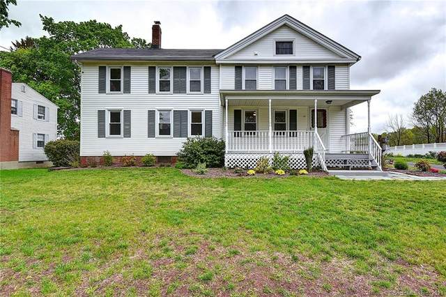 18 Brook Street, East Hartford, CT 06108 (MLS #170399800) :: Around Town Real Estate Team
