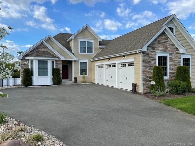 6 Bridle Path Drive, Southington, CT 06489 (MLS #170399804) :: Coldwell Banker Premiere Realtors