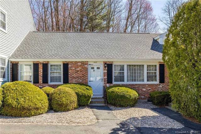 447 Dowd Avenue #447, Canton, CT 06019 (MLS #170399896) :: Hergenrother Realty Group Connecticut