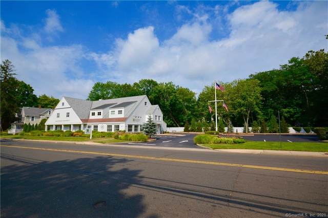 671 Boston Post Road, Darien, CT 06820 (MLS #170399902) :: The Higgins Group - The CT Home Finder
