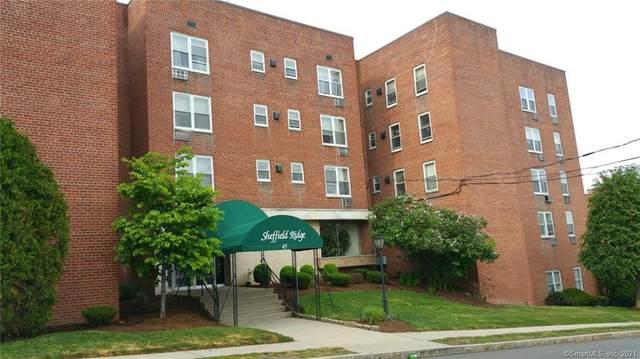 45 Maple Street 4B, Norwalk, CT 06850 (MLS #170399914) :: GEN Next Real Estate