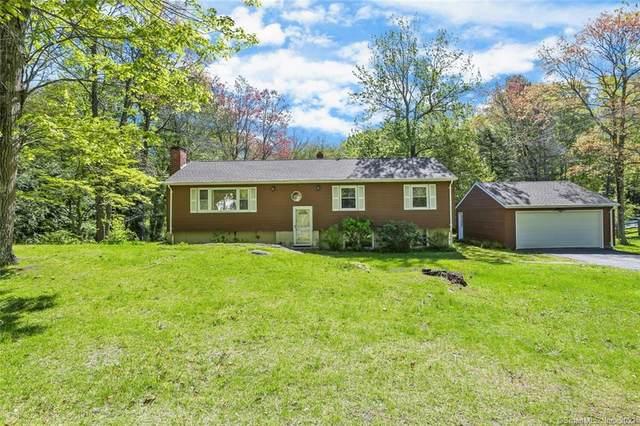 76 Moose Hill Road, Trumbull, CT 06611 (MLS #170399915) :: Around Town Real Estate Team