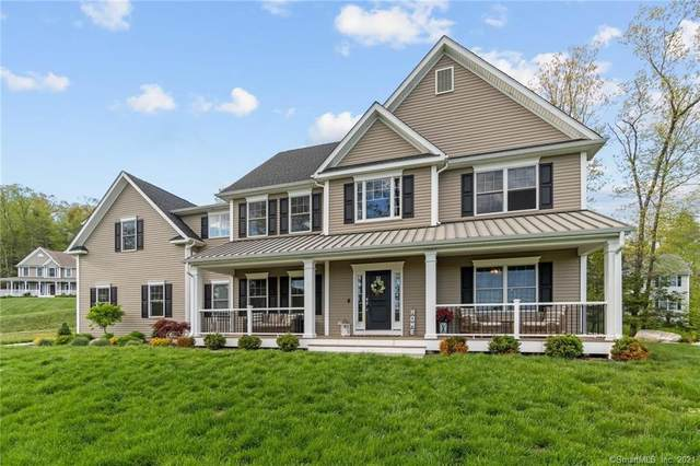 22 Everwood Drive, New Milford, CT 06776 (MLS #170399935) :: Around Town Real Estate Team