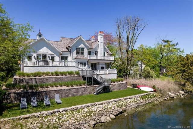 12 Shore Road, Greenwich, CT 06870 (MLS #170399946) :: Sunset Creek Realty