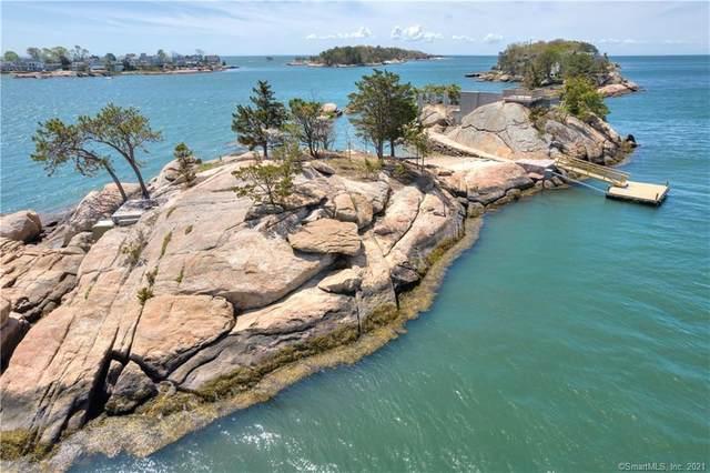0 E Crib Island, Branford, CT 06405 (MLS #170399955) :: Tim Dent Real Estate Group