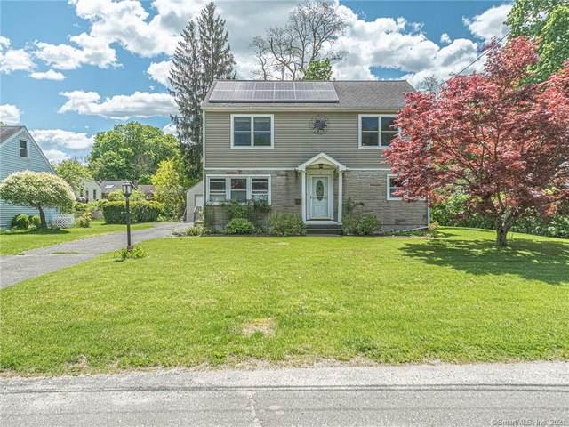 14 Whitney Road, Bethel, CT 06801 (MLS #170399964) :: Kendall Group Real Estate | Keller Williams