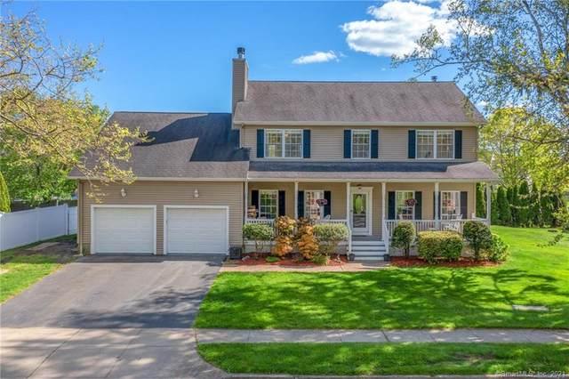 10 Pier Court, Milford, CT 06460 (MLS #170399971) :: GEN Next Real Estate