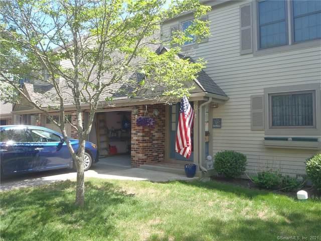 12 Corey Crossing #12, Norwich, CT 06360 (MLS #170399973) :: Spectrum Real Estate Consultants