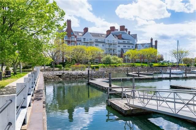 43 Harbor Drive #104, Stamford, CT 06902 (MLS #170399981) :: Team Feola & Lanzante | Keller Williams Trumbull