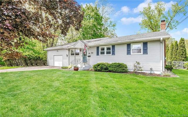 28 Deepwood Drive, East Hartford, CT 06118 (MLS #170400009) :: Around Town Real Estate Team