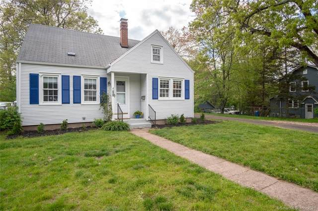 28 View Street, Manchester, CT 06040 (MLS #170400016) :: Team Phoenix