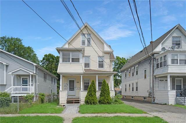 431 Blohm Street, West Haven, CT 06516 (MLS #170400026) :: The Higgins Group - The CT Home Finder
