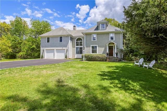 43 Crescent Road, Westport, CT 06880 (MLS #170400028) :: Around Town Real Estate Team