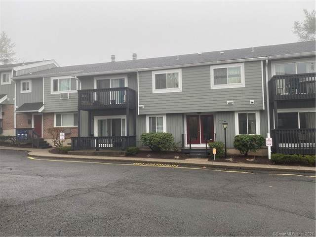 6 Ameridge Drive #6, Bridgeport, CT 06606 (MLS #170400029) :: Around Town Real Estate Team