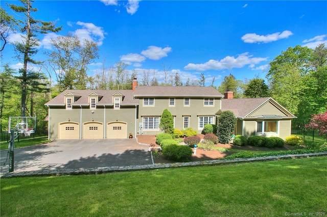 84 Pine Ridge Road, Wilton, CT 06897 (MLS #170400038) :: Around Town Real Estate Team