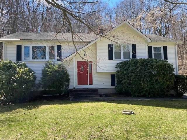 17 Cherokee Drive, Danbury, CT 06811 (MLS #170400039) :: Spectrum Real Estate Consultants