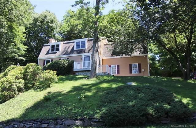 75 Long Meadow Road, Greenwich, CT 06878 (MLS #170400052) :: Spectrum Real Estate Consultants