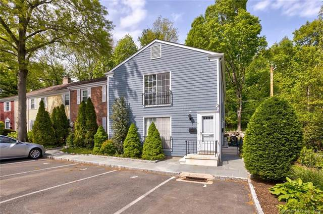 98 Valley Road #14, Greenwich, CT 06807 (MLS #170400060) :: Sunset Creek Realty