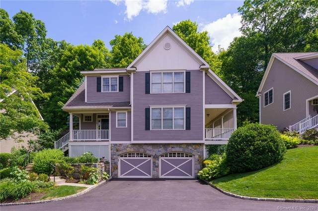 22 Woods Way #22, Redding, CT 06896 (MLS #170400104) :: The Higgins Group - The CT Home Finder