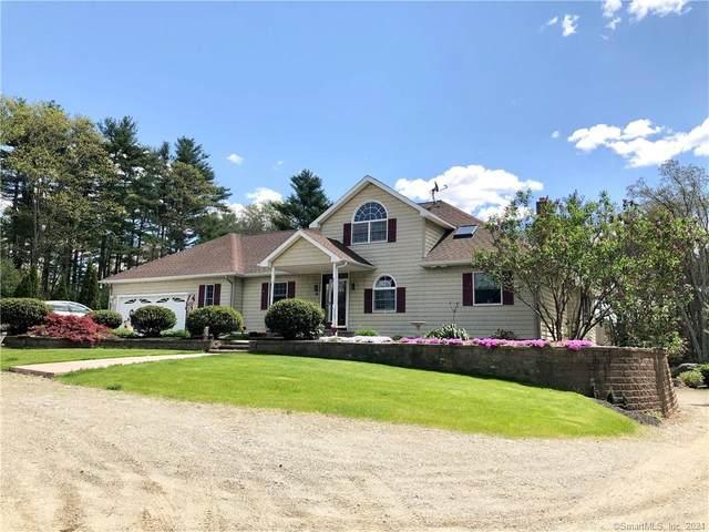 177 Black Hill Road, Plainfield, CT 06374 (MLS #170400114) :: Michael & Associates Premium Properties | MAPP TEAM