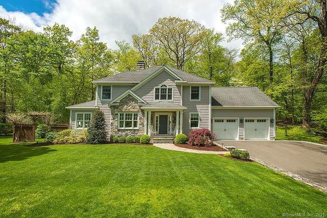 2 Carriage Road, Greenwich, CT 06807 (MLS #170400137) :: Sunset Creek Realty