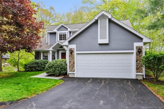 6 Kensington Road #6, Monroe, CT 06468 (MLS #170400139) :: Around Town Real Estate Team