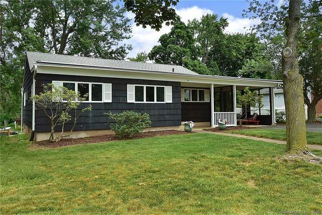 65 Arcellia Drive, Manchester, CT 06042 (MLS #170400149) :: Hergenrother Realty Group Connecticut