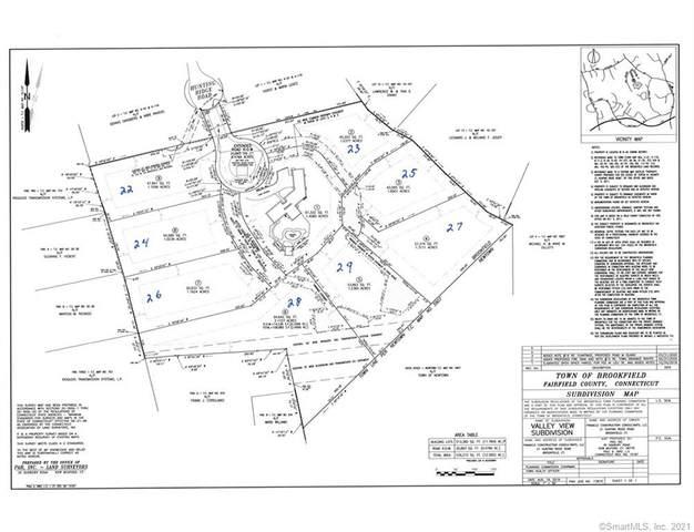 29 Hunting Ridge Road, Brookfield, CT 06804 (MLS #170400163) :: GEN Next Real Estate