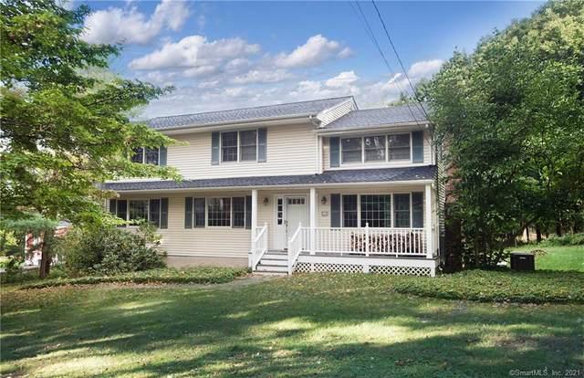 106 Peaceable Street, Ridgefield, CT 06877 (MLS #170400170) :: Around Town Real Estate Team