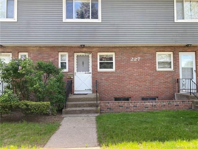 227 Wintonbury Avenue #2, Bloomfield, CT 06002 (MLS #170400172) :: NRG Real Estate Services, Inc.