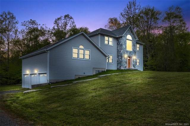 19 N Cone Road, East Hampton, CT 06424 (MLS #170400185) :: Around Town Real Estate Team