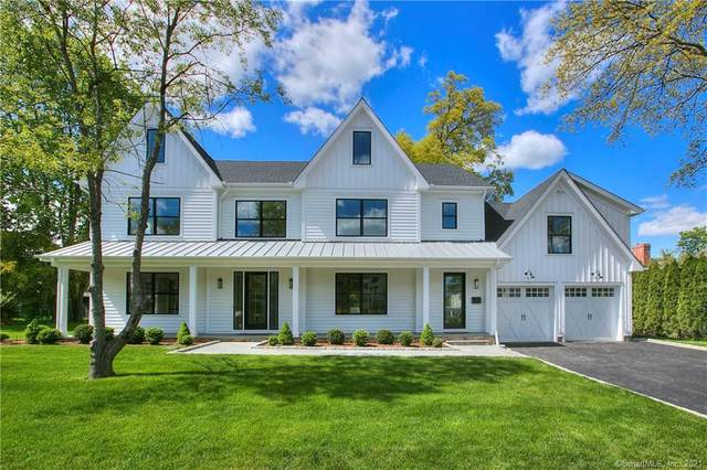 11 Gower Road, New Canaan, CT 06840 (MLS #170400203) :: GEN Next Real Estate
