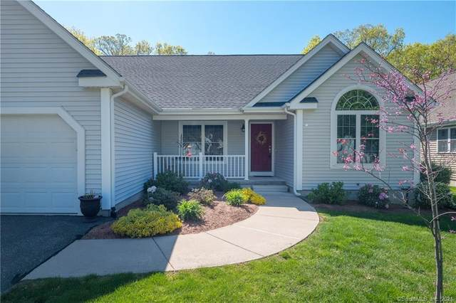 4 Spinnaker Drive #4, East Lyme, CT 06357 (MLS #170400231) :: Next Level Group